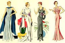 пошив легкого женского платья